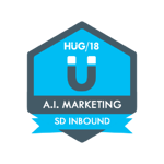 HUG Badge - AI Marketing