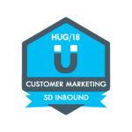 HUG Badge - Customer Marketing
