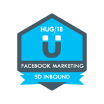 HUG Badge - FB Marketing