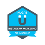 HUG Badge - IG Marketing