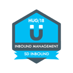 HUG Badge - Inbound Management