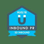 HUG Badge - Inbound PR