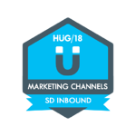 HUG Badge - Marketing Channels