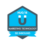 HUG Badge - Marketing Technology