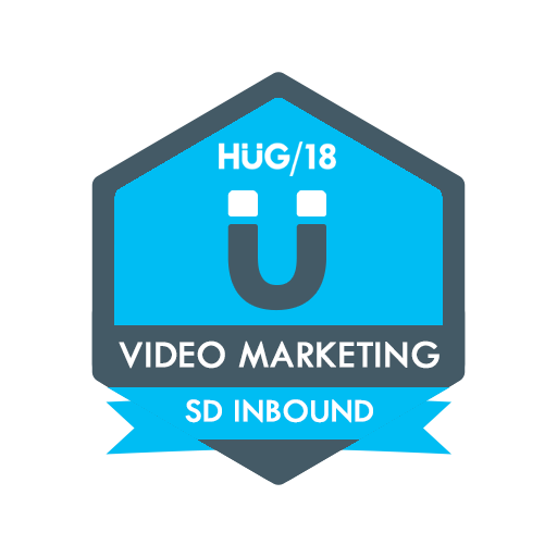 HUG Badge - Video Marketing