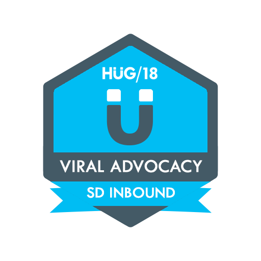 HUG Badge - Viral Advocacy