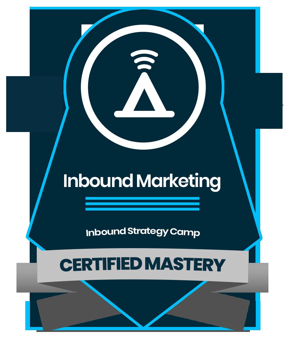 Inbound Marketing Master Certification